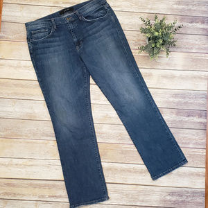 Mens Joe's Jeans distressed Relaxed Fit Size 36x32